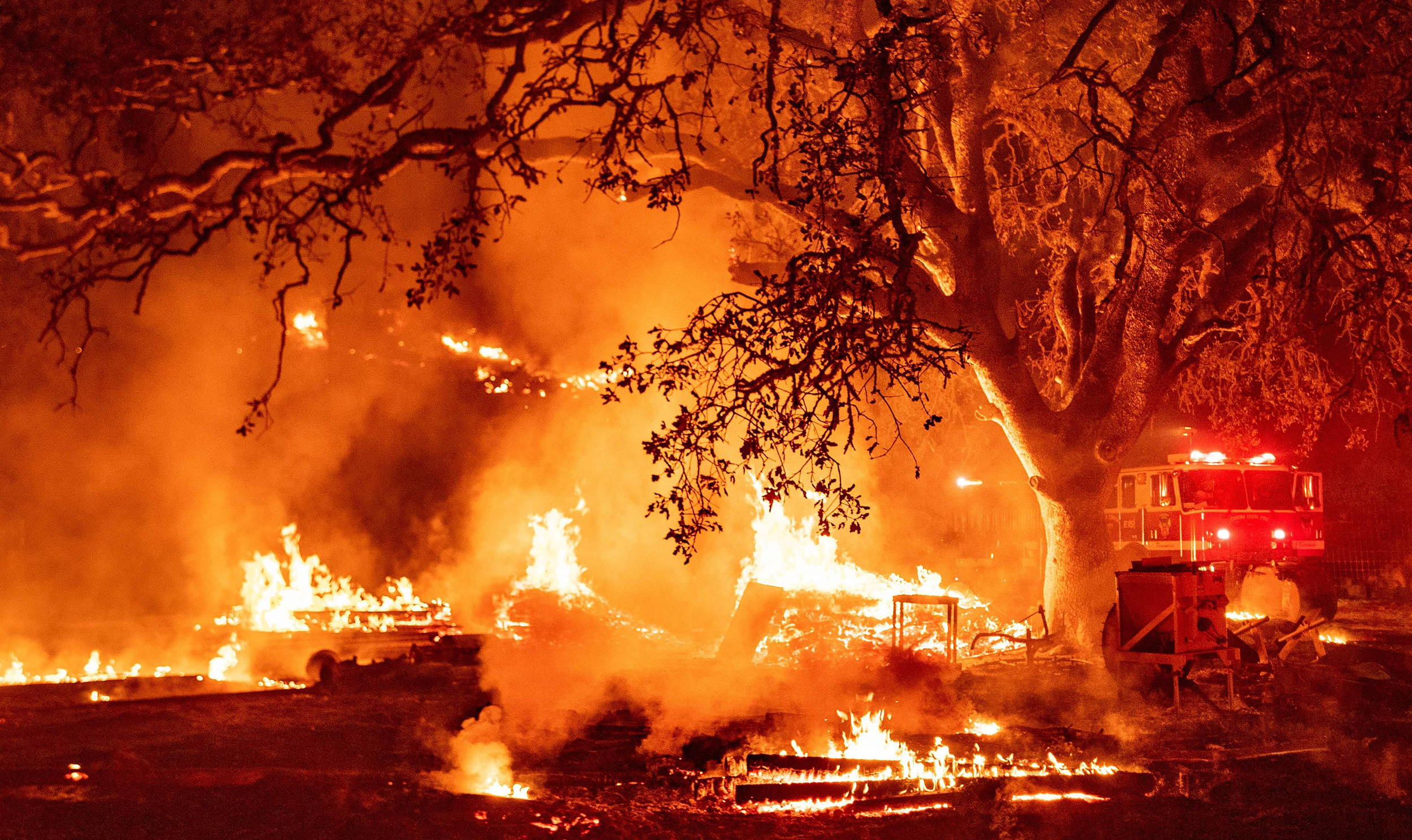 The Deadly Wildfire Disasters Of California