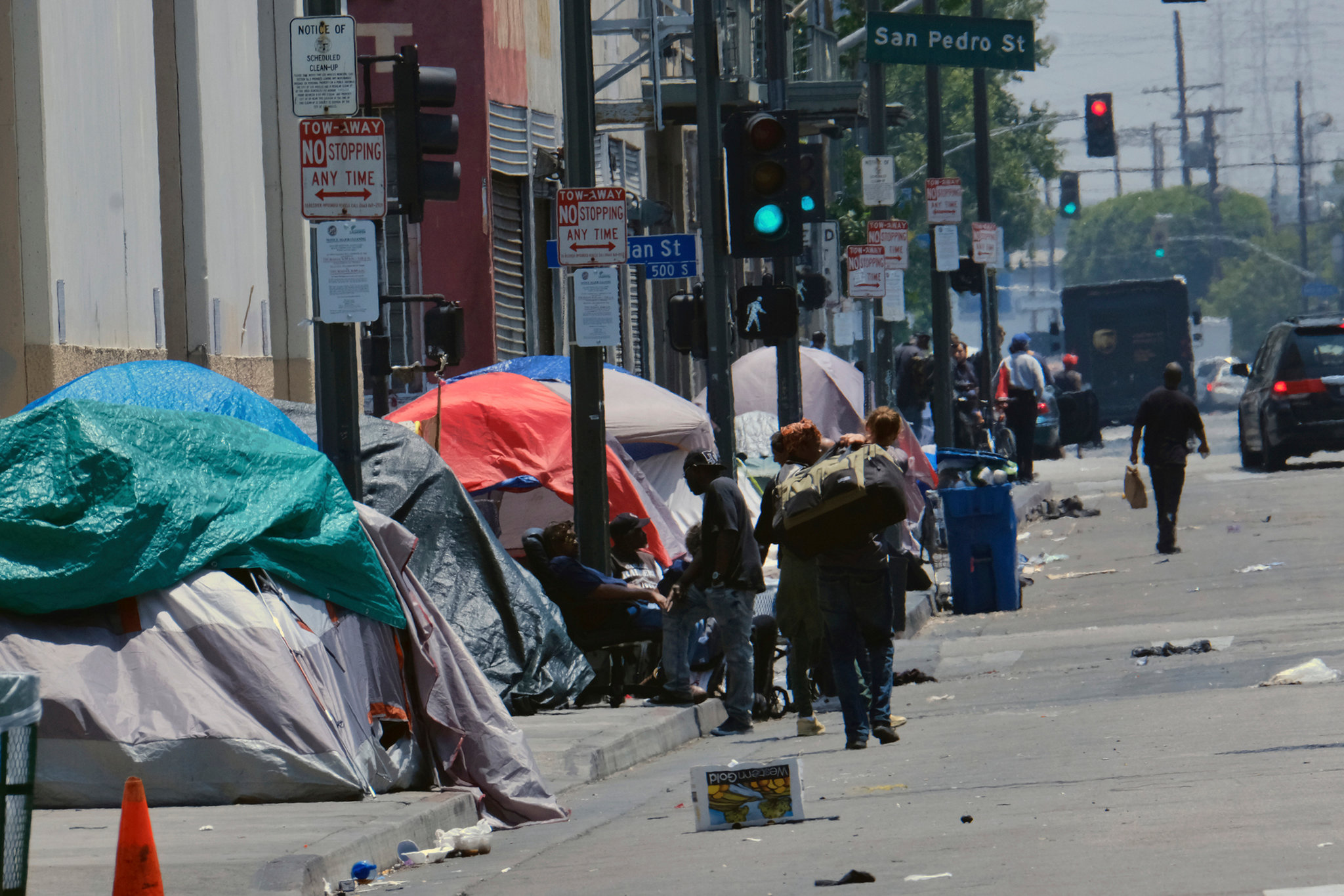 Ways To Improve Homeless Issues In California